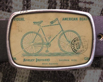 Bike Evelope Belt Buckle 708