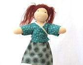 Waldorf Doll Clothes Cotton Shirt