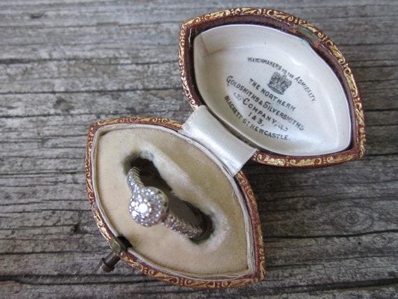 Antique Ring Box