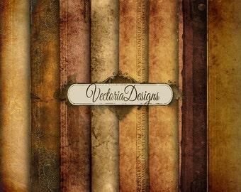 Digital Magical Paper 8 x 10 inch paper pack instant download digital paper printable digital collage sheet 167