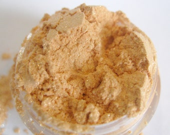 CLEARANCE - Mineral eyeshadow - SWEET ORANGE - D25 - Hypo-Allergenic - Makeup