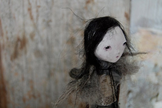 Arya Stark Game of Thrones OOAK Art Doll EGADS ADE