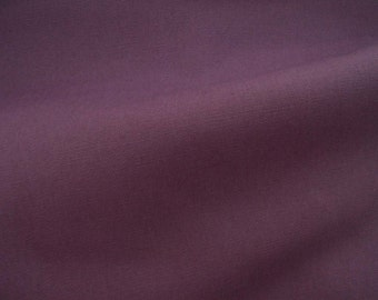 Purple, wide, medium weighted canvas, thick, fat quarter, pure cotton fabric