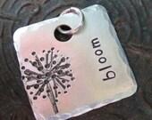 Bloom Pet Tag/Keychain