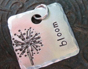 Bloom Pet Tag/Keychain