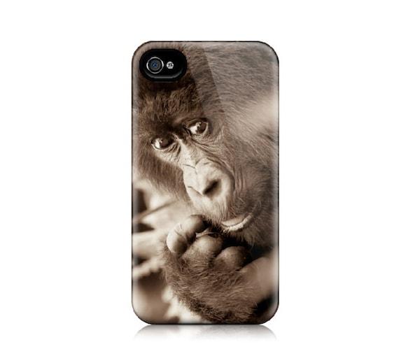 ANIMAL IPHONE CASE  - Iphone 4s case, iPhone 4 case, Iphone 4 cover, Iphone 4s cover, African Animal, Safari animals, Wildlife iphone case