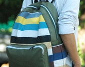 Backpack  - Cotton Canvas