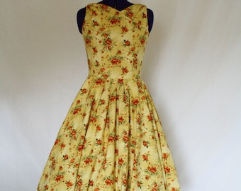 Malted Shake Custom Made Swing Dress