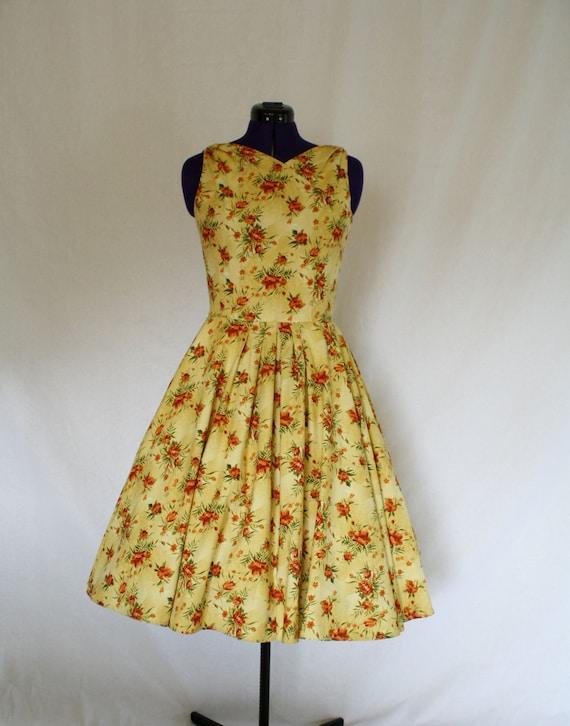 Malted Shake Custom Made Swing Dress