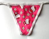 Hello Kitty Thong (20% OFF Sizes: XS-L))