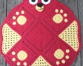 Bearghan Pawprints Crochet Pattern