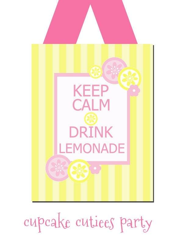 It's just an image of Divine Lemonade Signs Printable