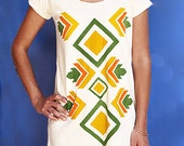 Indian Pattern Tshirt II