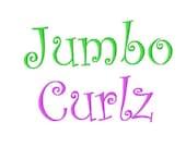 "JUMBO Curlz Machine Embroidery Font - Sizes 5"",6"",7"" BUY 2 get 1 FREE"