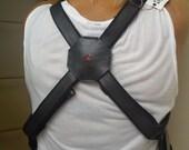 ARMADILLO Innertube / Both Shoulder + Hip Holster Bag| Festival Bag | Utility Belt | Pocket Belt | Gun Holster | Industrial | Burning Man