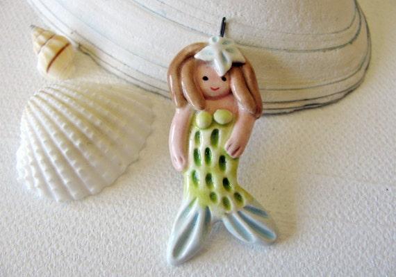 Little Mermaid Pendant