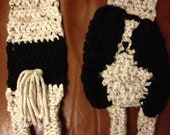 Japanese Chin Scarf Reserved for Julie