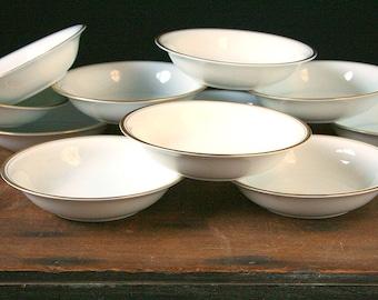 Porcelain fruit bowls, Noritake Bradford 5182 SALE