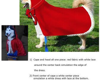 Made to Order only Little Red Riding Hood