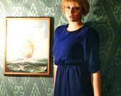Beautiful Navy Blue Dress