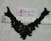 reserved 15 crochet rosettes   8 oak buttons