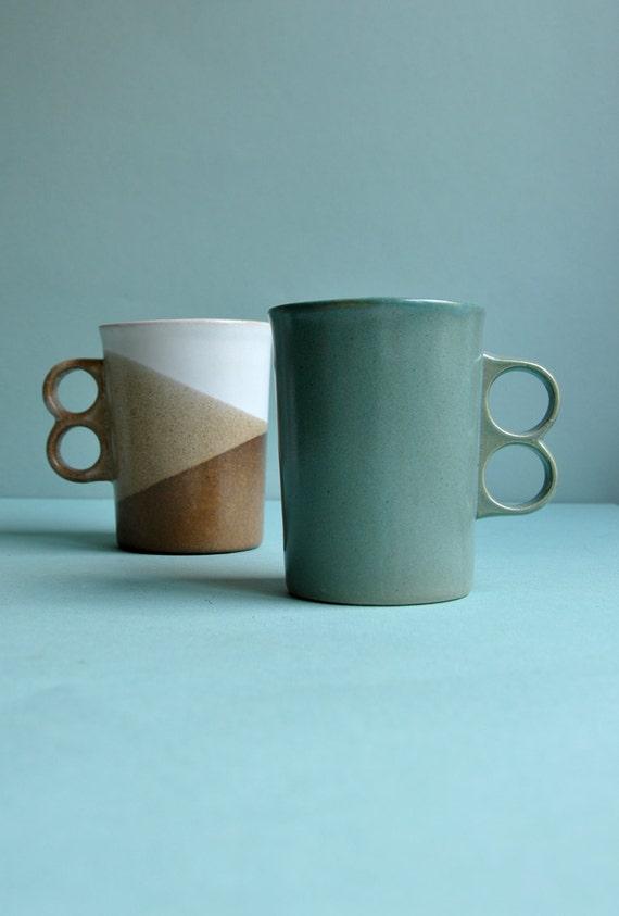 Trigger Mugs by Bennington Potters