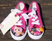 MTO Peanut Big Top Kawaii Lalaloopsy Shoes