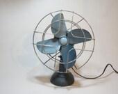 Vintage Desk Table Fan