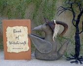 Prim Crow, Witch, Halloween Decor, Primitive Decor
