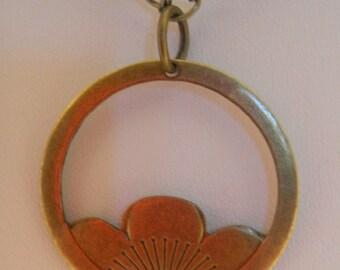 1083 - Lotus Pendant