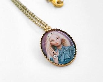 "Necklace ""Alice"""