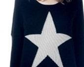 Custom listing for Marisa - Star Sweater