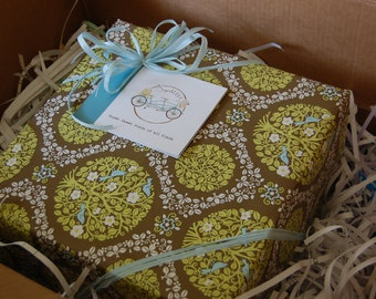 sugarSCOUT: we'd Be happY to GIFT WRAP YoUr Small goodies