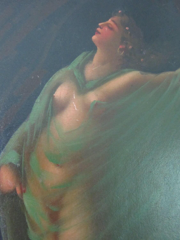 Veiled Nude 93