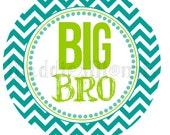 Big Brother Iron on Transfer 'Big Bro'