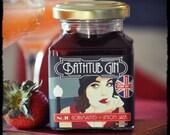 Gobsmacked Union Jack  (Strawberry, Orange & Cognac)