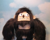 The Hairy Man of the Woods - Plush Toy Doll