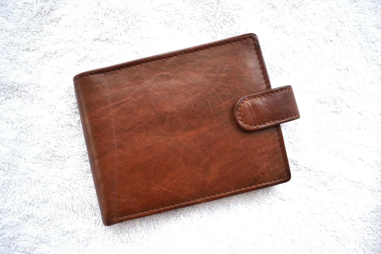 Vintage Mens Wallet 54