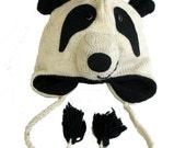 Alpha Omicron Pi Panda Hat
