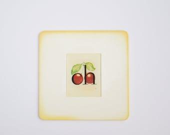 Vintage Flash Card Vintage Alphabet Animated Key Card