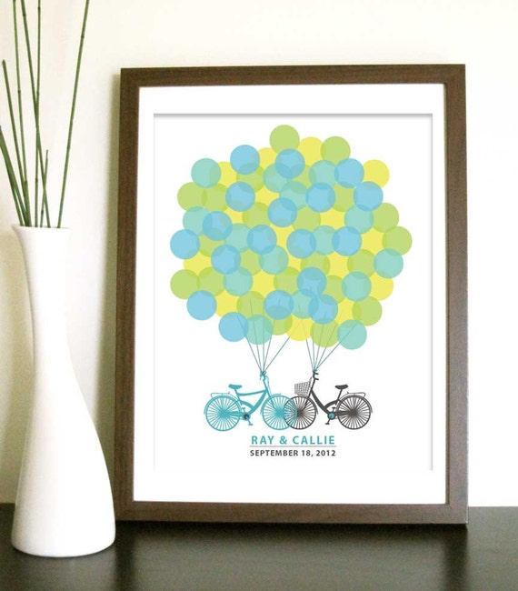Diy Wedding Gifts For Couple Diy, wedding gift, bicycle and