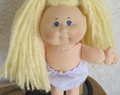 """Hope - Cabbage Patch 8"""" Garden Fairy - Rerooted"""