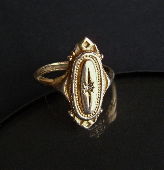 Vintage Avon Kensington Ring By Fancifulanne On Etsy