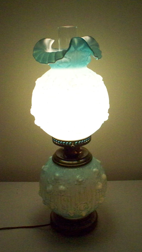 Reserved 4 Bonniefenton Lamp Gwtw Gone With The Wind 3 Way