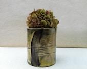 One piece ceramic art vase - CristinaBStudio