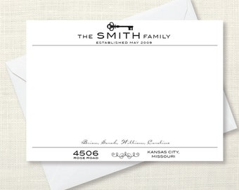 Stationary - Home - set of 10 notecards