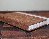 Motorola Xoom Case, Motorola Xoom Cover - made from a Real Book - Light Brown Floral - ReAuthored