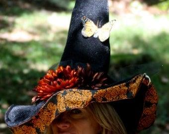 Witch Hat Autumn