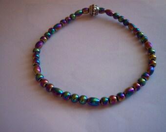 Rainbow Magnetic Bracelet