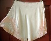 Vintage tap pants panties